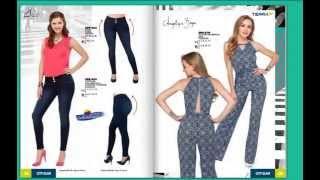 getlinkyoutube.com-Nuevo catalogo de Ropa Mundo Terra : Primavera Verano 2015