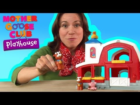 Old Macdonald - Mother Goose Club  Playhouse Kid Video