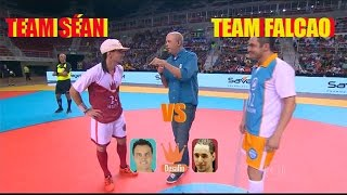 getlinkyoutube.com-CRAZY FUTSAL SKILLS TEAM FALCAO VS TEAM SÉAN