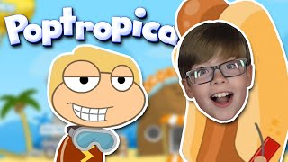getlinkyoutube.com-POPTROPICA!! HOME ISLAND QUEST!!