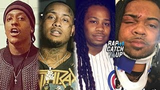 getlinkyoutube.com-Rico Recklezz, Edai, 808 Mafia's Southside & More React To Ramsay The Great Snitching On Chief Keef