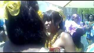 getlinkyoutube.com-Vidéo exceptionnelle: Mariage de Didier Drogba et Lala Diakité à Monaco (Drogba's wedding)
