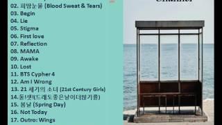 [Full Album] 방탄소년단 (BTS) – You Never Walk Alone