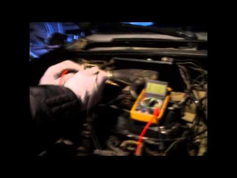 Как проверить  датчик температуры воздуха.  ДТВВ. проверка датчика