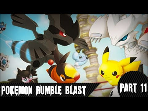 Pokémon Rumble Blast: Let's Play Part 11 - 2-2 Misty Edgewater [HD]