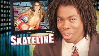 getlinkyoutube.com-SKATELINE - Leticia Bufoni Body issue, Shane O'Neill Go's, Luan Oliveira Wins, Nick Boserio and more