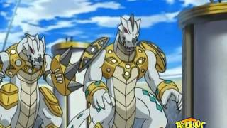 Bakugan: New Vestroia Episode 8