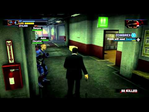 Dead Rising 2: Off the Record - Walkthrough Part 4 - Punching Dummies (Gameplay & Commentary)