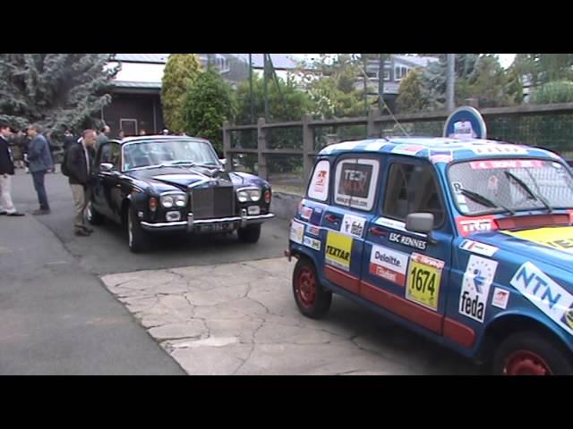 3h GARAC 2015 - Exposition de véhicules anciens