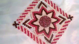 getlinkyoutube.com-تعليم الطرز التركي مع كيفية عمل اطار tarz torki Arab Embroidery