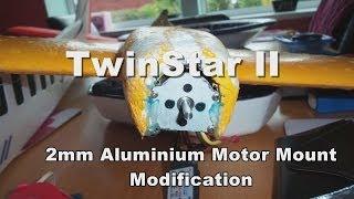 getlinkyoutube.com-Multiplex Twinstar 2 - There's Yer Problem .......