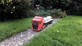 getlinkyoutube.com-Tamiya Scania R620 Highline 6x4 UK