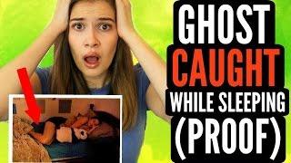 getlinkyoutube.com-GHOST CAUGHT WHILE SLEEPING + PROOF!!!