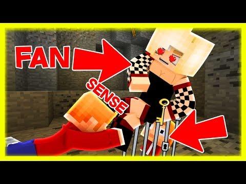 LA FAN STALKER HA RAPITO MIO FIGLIO! - Minecraft ITA
