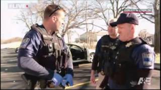 A&E's Live PD Captures Intense Police Takedown