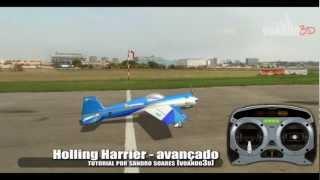 getlinkyoutube.com-Voando 3D - TUTORIAL - Holling Harrier (avançado)