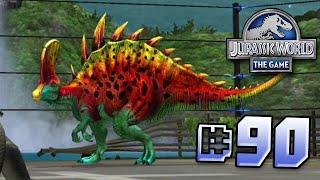 getlinkyoutube.com-UPDATE IS HERE! || Jurassic World - The Game - Ep 90 HD