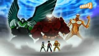 Redakai Saison 1 Episode 24 FR : L'équipe De Choc