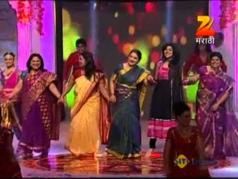 Zee Marathi Awards 2012 October 28 '12 Clip_14