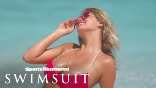 getlinkyoutube.com-Kate Upton: Cook Island | Sports Illustrated Swimsuit