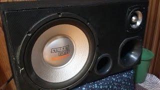 getlinkyoutube.com-Caixa Trio | Street Bass de 12 - 500w... | Part:2