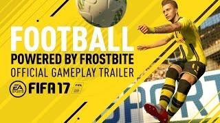 FIFA 17 - Játékmenet
