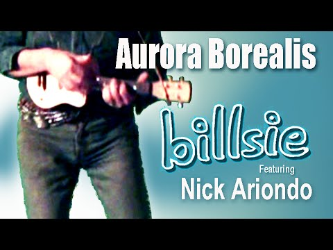 Billsie - Aurora Borealis - an original song by Billsie for ukulele - featuring Nick Ariondo