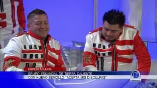 El grupo EsKandal se apodera de los estudios de D'Latinos