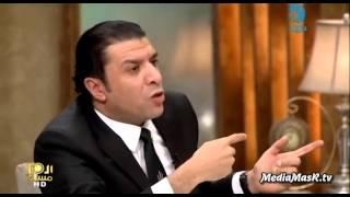 getlinkyoutube.com-لقاء نارى مع مصطفى كامل وايمان البحر درويش ووصلة من الردح على الهوا برنامج العاشرة مساء