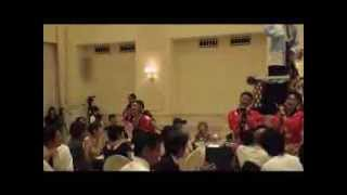 getlinkyoutube.com-北島三郎 祭り まつり  結婚式 余興 神輿