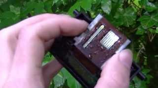 getlinkyoutube.com-HD video Extreme printing head cleaning Canon pixma IP4500