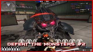 DIABO Blackshot - Defeat the GM-Monsters #2