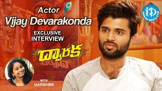 getlinkyoutube.com-Dwaraka Hero Vijay Devarakonda Exclusive Interview    Talking Movies With iDream #293