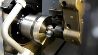 getlinkyoutube.com-Токарно-револьверный центр с ЧПУ (CNC turning center) HAAS ST-10