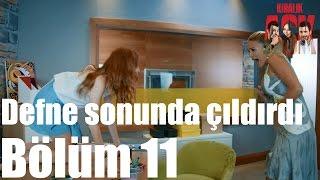 getlinkyoutube.com-Kiralık Aşk 11. Bölüm - Defne Sonunda Çıldırdı
