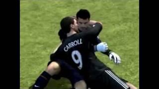 FIFA 2012 Gay Kiss