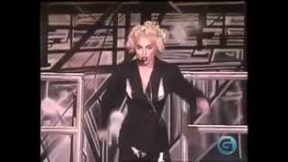getlinkyoutube.com-Madonna Blond Ambition World Tour Ultimate Greetings Compilation by Chad Siwik