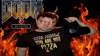 Doom 3 BFG in Virtual Reality WE ARE GOING TO HELL! HTC Vive Gameplay width=