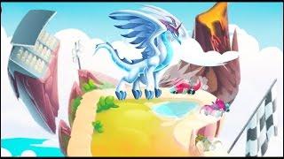getlinkyoutube.com-Dragon City - New Heroic Race - High Comet Dragon Now