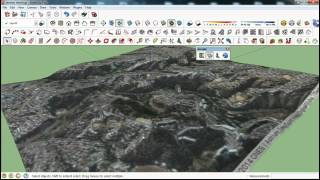 getlinkyoutube.com-Traspasar terrenos de Google Earth a Skechup; Tutorial Sketchup, Lumion - MODELARQ