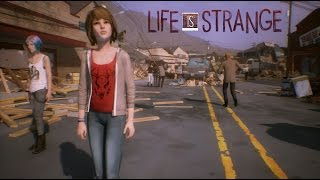 getlinkyoutube.com-Life is strange - New Ending (Arcadia Bay destroyed) Unreal4