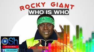 ROCKY GIANT WHO IS WHO REPLY TO FEFFE BUSSI, NEW UGANDAN MUSIC VIDEO 2018, OSH TV