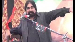 getlinkyoutube.com-Zakir Zargham Abbas  majlis 25 safar 2015 Mari shah Sakhera