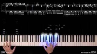 getlinkyoutube.com-Game of Thrones - Main Theme (Piano Version) + Sheet Music
