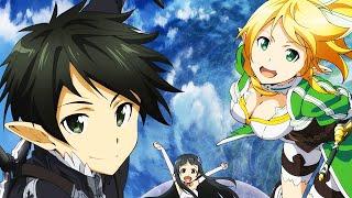 getlinkyoutube.com-Sword Art Online: Lost Song PS4 Gameplay   Let's Play Walkthrough Part 2   SAO