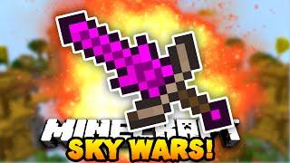 """getlinkyoutube.com-Minecraft SOLO SKY WARS """"INSANE SWORD!"""" #4 w/ PrestonPlayz"""