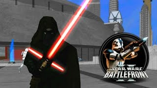 getlinkyoutube.com-Star Wars Battlefront II Mods (PC) HD: Coruscant: Modern Warfare   The Force Awakens