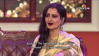 Comedy Nights With Kapil - Rekha - Super Nani - 12th October 2014 - Full Episode