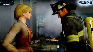 getlinkyoutube.com-Firefighter F.D.18 -  PS2 Gameplay SD + FXAA (PCSX2)