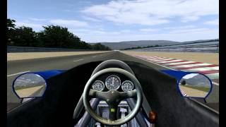 getlinkyoutube.com-rFactor - F1 1976 - Paul Ricard - 1'48'524 - Tyrrell P34